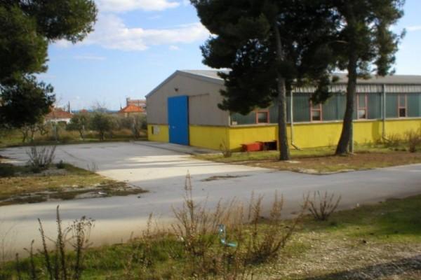 Zadar, Barbaričina, zemljište komercijalne namjene