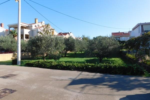 Zadar, Diklo, građevinski teren