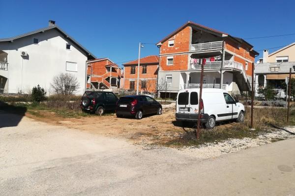Zadar,buidling plot
